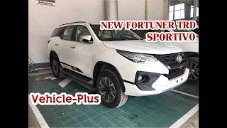 All New Fortuner TRD Sportivo | The Ultimate Mid-Size SUV Review