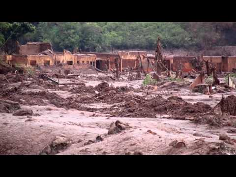 Dam collapse creates environmental disaster in Brazil