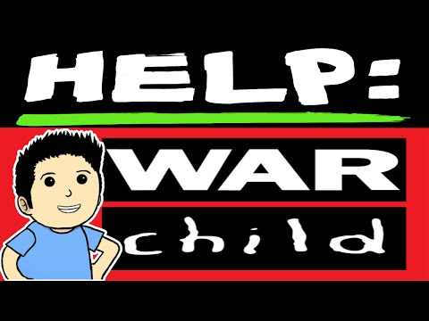 WAR CHILD CHARITY GAME JAM! | Help: The Game
