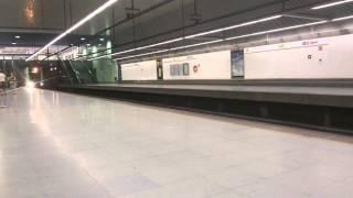 Metrovalencia (Metro in Valencia), Spain