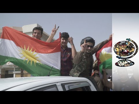 FULL LENGTH - Kurds Celebrate Their Referendum, 100 Years In The Making