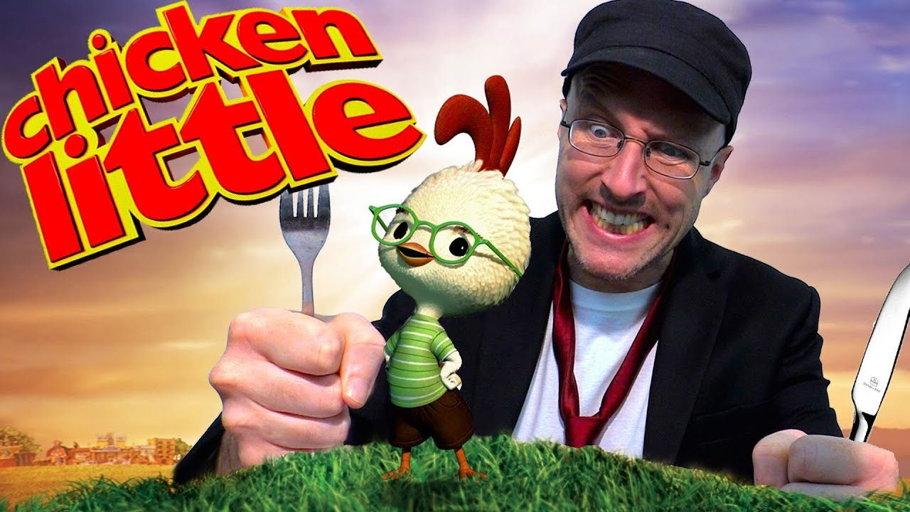 Chicken Little - Nostalgia Critic - YouTube