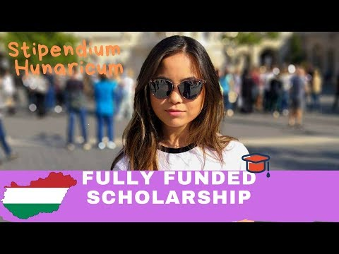 Stipendium Hungaricum! Get fully funded scholarship for education
