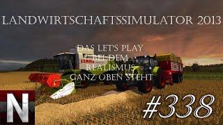Landwirtschaftssimulator 2013 - REAL - Brachland mit Energieweide bewirtschaften #338