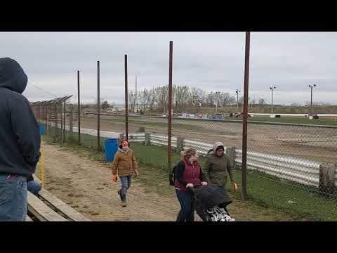 Genesee Speedway street stock heat race 5/11/19