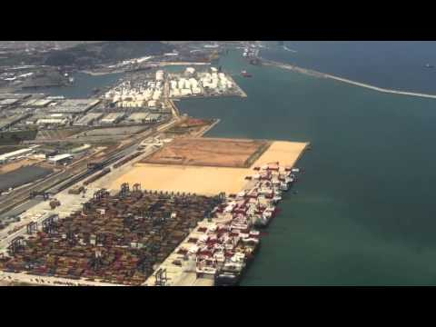 Port of Barcelona: the main logistics hub in the Med