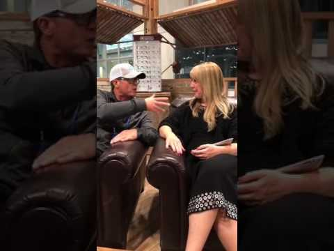 OCEARCH's Chris Fischer At Vision Expo East