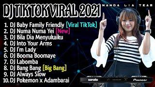DJ TIKTOK TERBARU 2021 - DJ BABY FAMILY FRIENDLY TIK TOK FULL BASS VIRAL REMIX TERBARU 2021