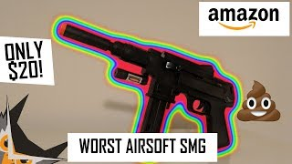 Video Worst $20 Airsoft SMG you will ever find! | UKARMS P2626 download MP3, 3GP, MP4, WEBM, AVI, FLV Juni 2018