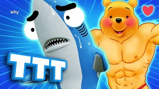 YOU CAN'T PUT BEN THERE!! | Gmod TTT
