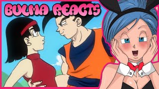 Bulma Reacts to Thug Life Gohan! (dbz parody)