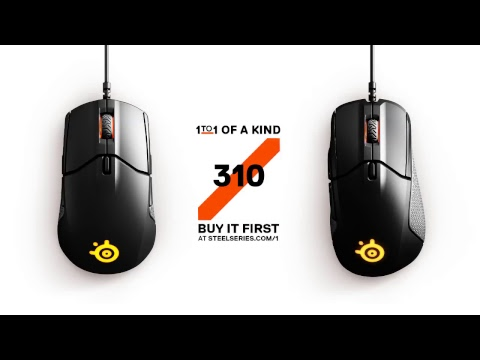 Mouse AMA  Introducing the Rival and Sensei 310