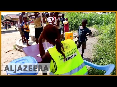 🇨🇩 💉Seven new suspected Ebola cases reported in DRC | Al Jazeera English