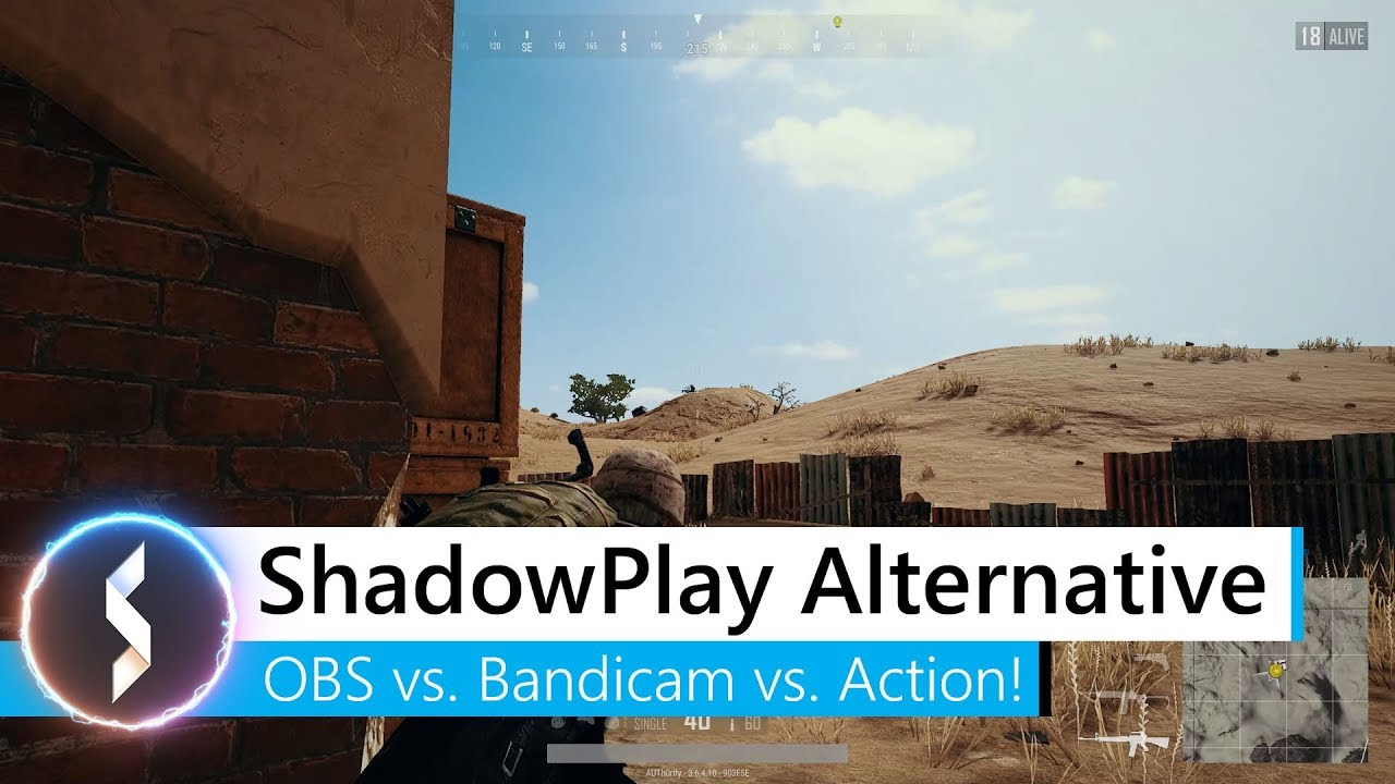 Shadowplay alternative | What are the best alternative to Nvidia