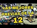 LAS mejores PREVIAS de la 12 de Boca Juniors!