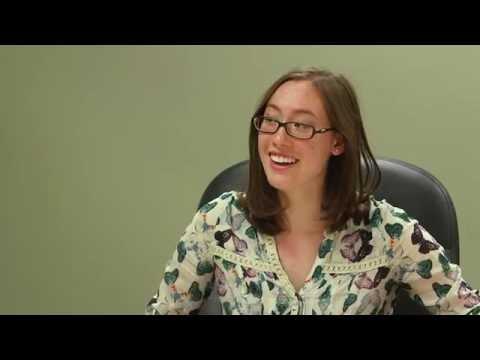 Meet University of Alberta science intern Allison