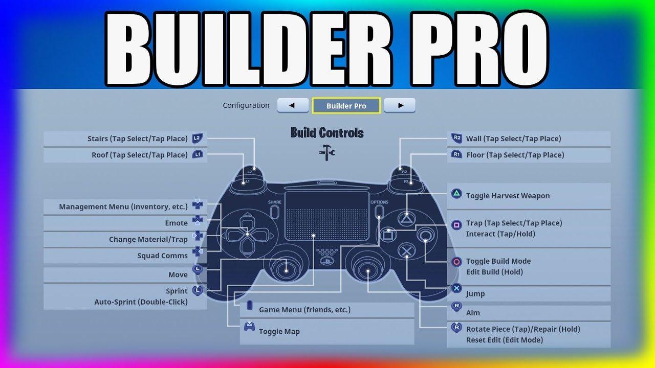 Builder Pro Fortnite Battle Royale