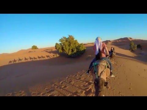 Marhaba from Morocco