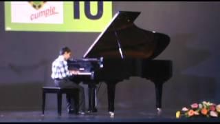 Daniel Espino- Concurso de Piano