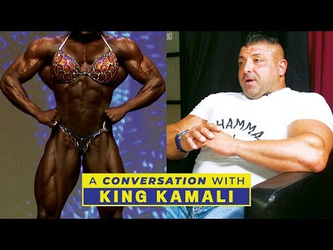 """PART 3: """"Women's Bodybuilding Is A Fetish"""" 