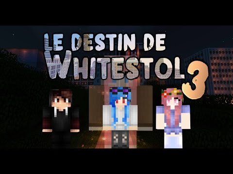 [FR] Minecraft | Le destin de Whitestol 3 | Court-métrage série / Machinima [HD]