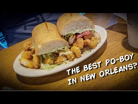 The BEST Po-Boy in New Orleans? | Parran's Po-Boys