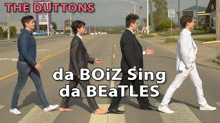 BEaTLES Medley by Da BOiZ