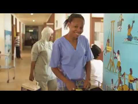 Children's Cancer Ward - Muhimbili National Hospital