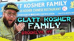 """My Chinese Glatt Kosher Family with Ralph and """"Shlomo"""""""