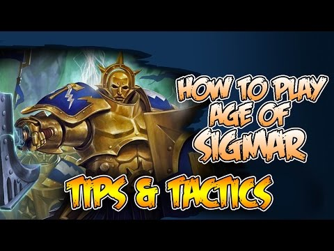 How To Play Age of Sigmar With Points - AoS Tactics