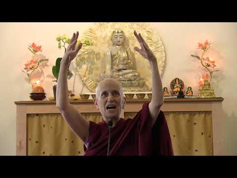 Amitabha practice: Offering the mandala