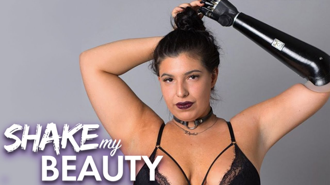 My Bionic Arm Makes Me Feel Sexy | SHAKE MY BEAUTY