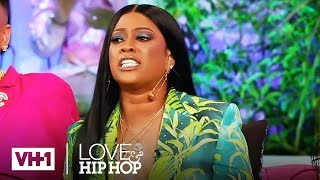 Trina Checks Nikki Natural & Calls Her A Weak B*tch! | Love & Hip Hop: Miami