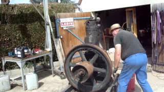 moteur fixe semi diesel SSGM