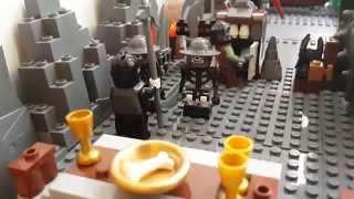 Мое Фэнтези Лего Королевство!Версия #1 (обзор MOC)