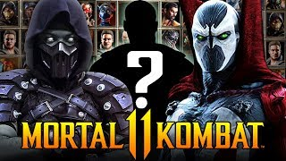 Mortal Kombat 11 - Noob Saibot Reveal, DLC Character Announced, Beta News & More!!
