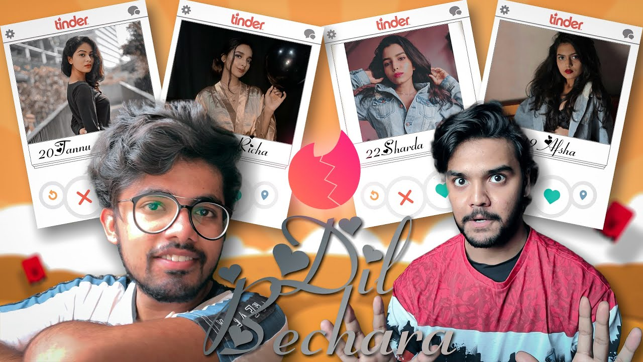 DIL BECHARA - TINDER LOVE STORY - 2020 - WISH NEU
