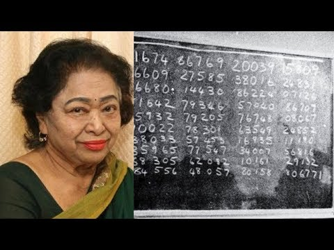 On this day India's Human-Computer, Shakuntala Devi was born Mp3
