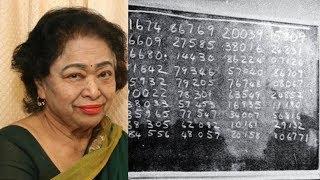 On This Day India's Human-computer, Shakuntala Devi Was Born
