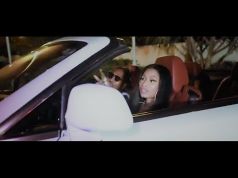 Nicki Minaj ft. Future - Rich Friday (Explicit)