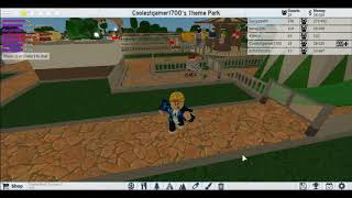 Roblox Theme Par Tycoon 2 Bright Lights