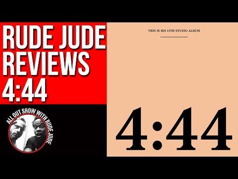 Rude Jude Reviews Jay-Z's 4:44