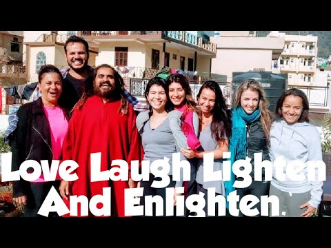 Laughter Yoga in China by Yoga Guru Omo