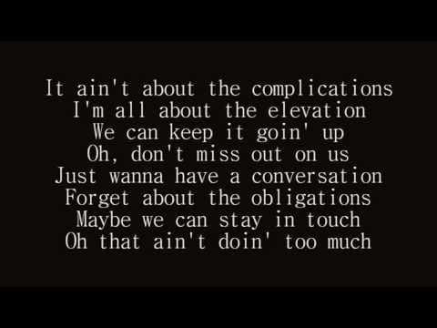 Justin Bieber Company PURPOSE : The Movement  Lyrics