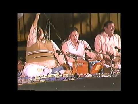 Lal Meri Pat Rakhio (Mast Qalandar) - Ustad Nusrat Fateh Ali Khan - OSA Official HD Video