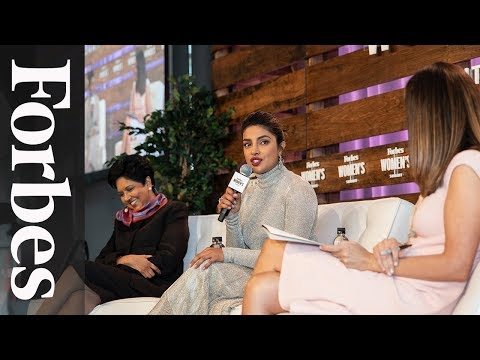 Priyanka Chopra And More Talk Business And Careers At Forbes' Women's Summit | Forbes Flash