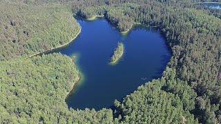 Голубые озера(Поездка на