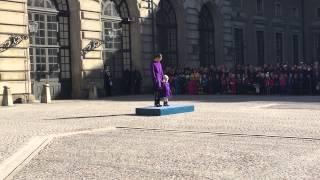 Kronprinsessan Victorias namnsdag 2015