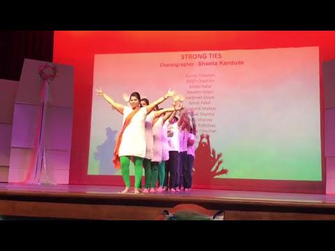 Jai Ho, Chak de India, Des Rangilla, Rang De Basanti - Strong Ties Group - Republic Day Dance