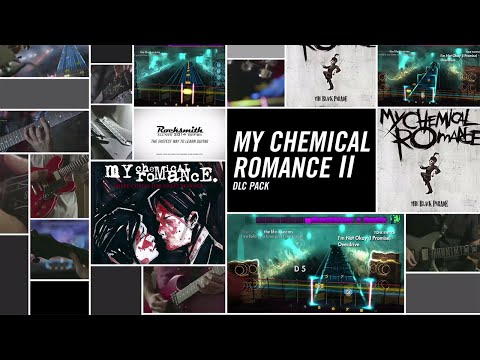 Rocksmith 2014 Edition DLC - My Chemical Romance Song Pack II
